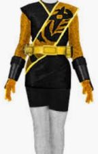 Power Rangers Super Ninja Steel: Hayley's Twin  by LupinrangerPatranger
