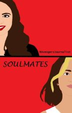 AVENGERS: Soulmates. by PotterMickeyAndWho