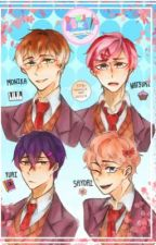 Male DDLC x reader  I know I'll always love you till the end ❤️🌹 by heartswirl10