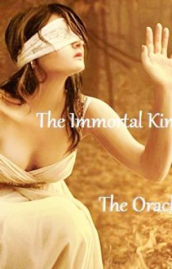The Immortal Kingdom Of Juliai; The Oracle's Prophesy. Book One.