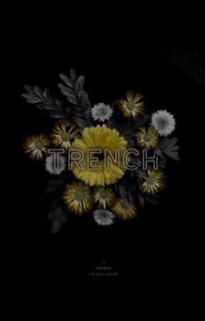 In Trench I'm Not Alone ||Josh Dun x Reader// by MissesMistyEyed