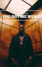 You Got Me Weak [ Trevor J. x Diggy S. ] by dicktricycle