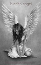 hidden angel by AngelaBiancaMolenaar