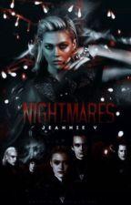 NIGHTMARES. ❪ Alec Volturi ❫ ✓ by lahotaste