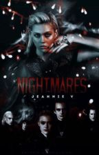 Nightmares | Alec Volturi ✓ by lahotaste
