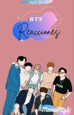 BTS REACCIONES 2.0 by MemeMtz1