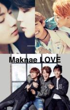 Maknae love (Vmin, VKook, JiKook) by NikitaJ2004