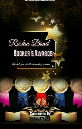 Ruskin bond Booker's choice awards  by dhanavata123