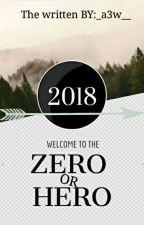 Zero Or Hero by Ul-yaaaa