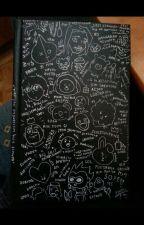 × Artbook Krzywonogiego Frajera × by TESTtosTaeRON