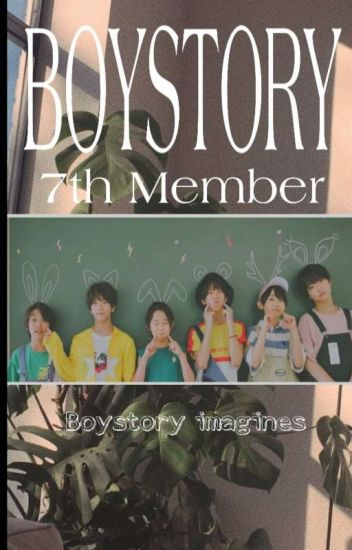 Boystory 7th member (Boystory imagine)