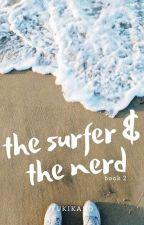 The Surfer & the Nerd    Lashton- AU by YukiKano