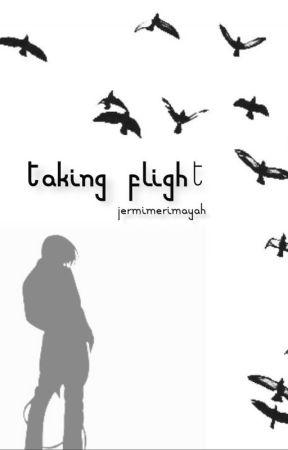 Taking Flight // LGBTC+ by Jermimerimayah