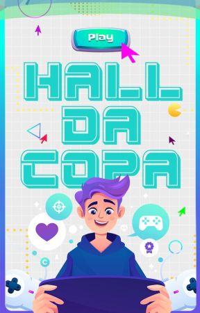 Hall da Copa by ContosLP