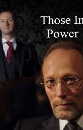 Those In Power - A MagCroft Fan-Fic by TheRunawayChick
