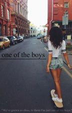 One of the boys | l.h. by karlyzzle