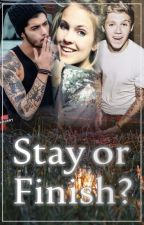 Stay or Finish? by Danyys