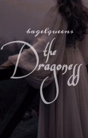 The Dragon's Mate by bagelqueens
