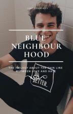 blue neighbourhood by 0kaywithme