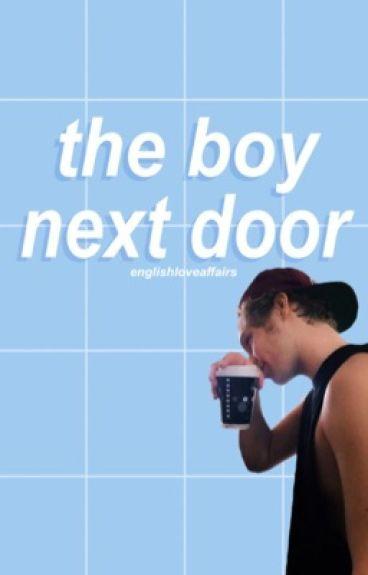 The boy next door//lh au