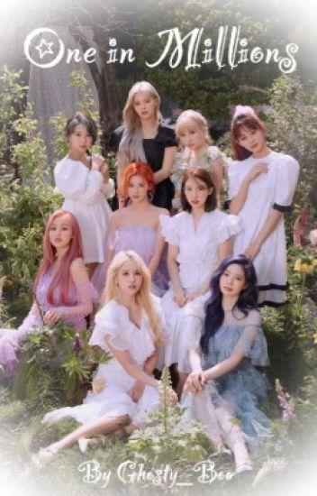 𝕆𝕟𝕖 𝕀𝕟 𝕄𝕚𝕝𝕝𝕚𝕠𝕟𝕤// Twice x Fem!Reader - Mina's