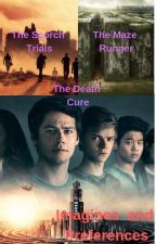 Maze Runner/Scorch Trials/Death Cure~ by Bubbles_the_Rabbit