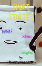 DHMIS short stories by Qwertywashere
