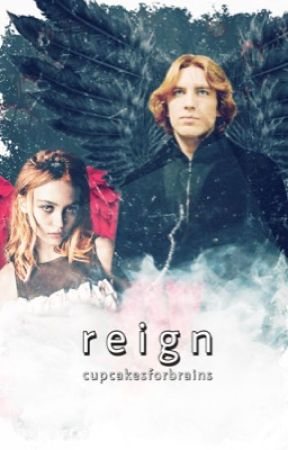 reign [ michael langdon | american horror story ] by cupcakesforbrains