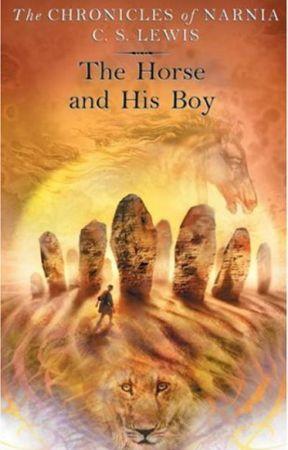 The Chronicles of Narnia : Kuda dan Anak Manusia by novianwnnda