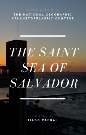 The Saint Sea of Salvador by TiagoCabral8