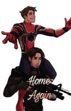 Home Again (Peter Parker x Reader) by smolbeanmelissa
