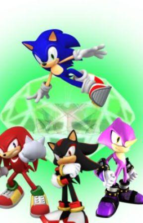 Emerald's Chosen (A Sonic Fanfic) by ShadowsGirl101