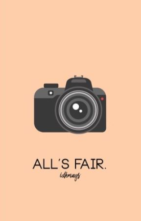 ALL'S FAIR. [DAVID DOBRIK] by idkmags