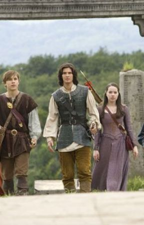 Forever One.  (Narnian Fan Fiction) by Summerwriter