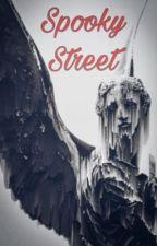 Spooky street | Oscar Diaz by wulfiejamie