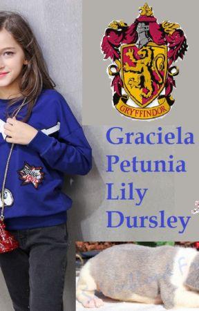 Graciela Dursley: Harry Potter Cousin Fanfic by BiancaEvans2