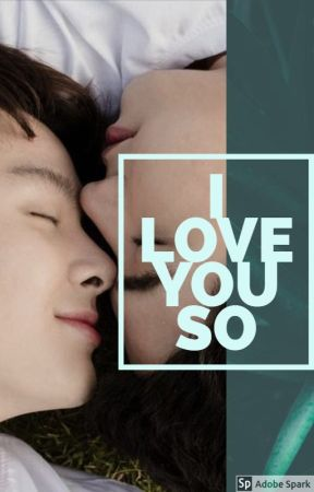 I Love You So by KhairaniMohd