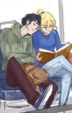 Demigods go to Goode Highschool by CodeElesis