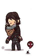 Little Bucky (WinterFalcon) by CandyCornSweetie