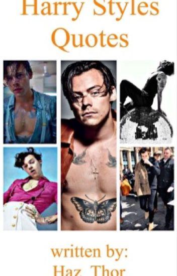 Best Harry Styles Quotes