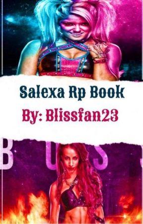 Alexa Bliss and Sasha Banks Roleplay by blissfan23