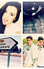 Life takes many twists and turns - Twins Oviedo by cntigosiempre