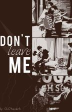 Don't Leave Me...(A Mighty Med fanfic) by GLC4ever6