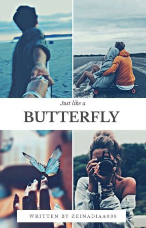 Just Like A Butterfly  by zeinadiaa038