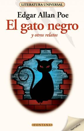 el gato negro edgar allan poe reseña