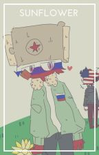 America x Russia High School by Angelina_The_Owl