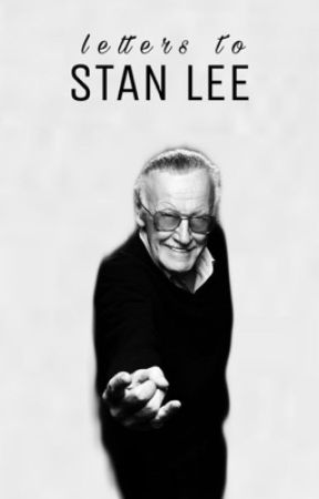 Letters to Stan Lee by letterstostanlee