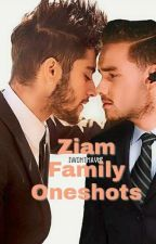Ziam-Family-Oneshots by justlikefabi