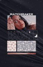 Matchmaker ― 𝐑𝐎𝐆𝐄𝐑 𝐓𝐀𝐘𝐋𝐎𝐑. by sebasstan