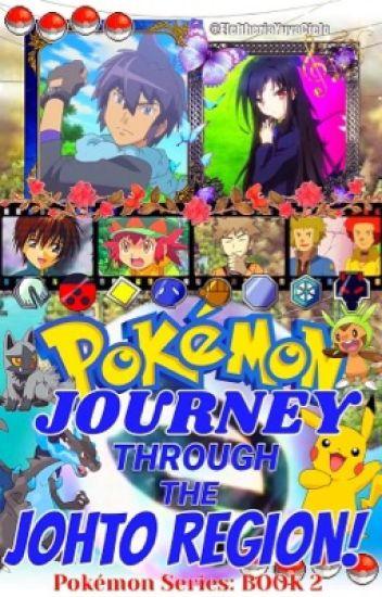 Pokémon Journey Through the JOHTO REGION!